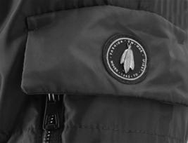 Men's Heavy Weight Warm Winter Coat Puffer Faux Fur Trim Sherpa Lined Jacket image 6