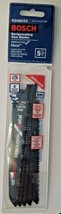"Bosch RDM6X2 6"" x 8/10 TPI Demolition for Metal Reciprocating Saw Blades... - $7.92"
