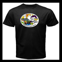 Plymouth ROAD RUNNER Logo Classic Muscle Car NEW  Men's Black T-Shirt Si - $20.99+