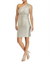 Lauren Ralph Lauren Women's  Yumilla Sleeveless Evening Dress-GOLD-Size 10 - $39.92