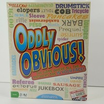 Oddly Obvious Board Game New Sealed Endless Games DISCONTINUED family ga... - $12.47