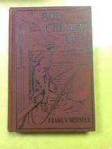 Bob Chester's Grit Frank V. Webster Hardcover Book - $1.98