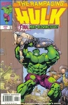 Marvel THE RAMPAGING HULK (1998 Series) #6 VF/NM - $1.29