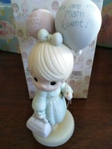 115231 - YOU ARE MY MAIN EVENT - PRECIOUS MOMENTS -1987 - FLOWER  - $16.34