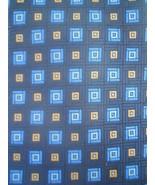 Daniel De Fasson Studio Tie Geometric Designer Silk Mens Necktie - $3.50