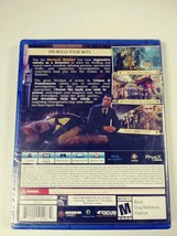 Sony Play Station 4 PS4 Sherlock Holmes Crimes & Punishments NEW SEALED image 2