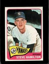 1965 Topps #309 Steve Hamilton Exmt Yankees *X00742 - $9.90