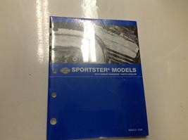 2010 Harley Davidson SPORTSTER Parts Catalog Manual Book OEM Brand New 2010 - $89.10