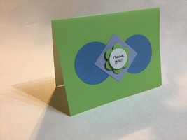 Greeting cards- handmade 3D - $2.75