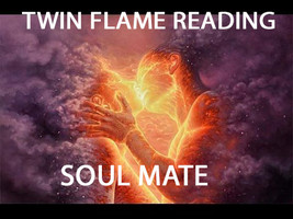 PSYCHIC READING TWIN FLAME SOUL MATE WHO IS YOURS?? ALBINA 99 YRS Cassia4 Magick - $23.91