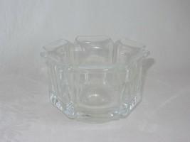 Vintage Grainware Acrylic Clear Bowl GW348 Centerpiece Round Serving Mid... - $19.79