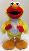 "Elmo Sesame Street Chicken Dance 14"" Fisher Price Singing Toy 2001 90648 - $39.19"