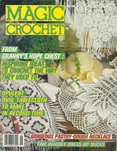 Magic Crochet Magazine June 1988 No. 54 - $6.99