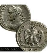 TREBONIANUS GALLUS Tetradrachm Very RARE 4 in Prieur #654. Ancient ROMAN... - $350.10