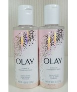 OLAY Pitaya & Cranberry Seed Exfoliating Face Body Powder 4.23 oz each L... - $29.69