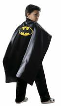 NEW Unisex Kids DC Comics Dress Up Costume Halloween Batman Cape One Size