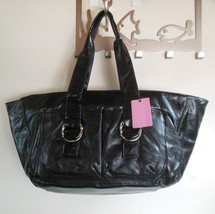 XOXO Canoe Black Shoulder/Handbag - $24.75