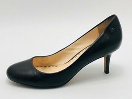 Coach Women's Missy Pumps Black Leather Size 7.5M - $39.59