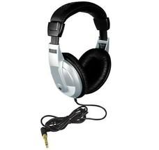 DELUXE METAL DETECTOR OR AUDIO HEADPHONES - GOLD TIPPED - GARRETT FISHER - $248,11 MXN