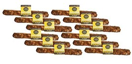 Earth Animal Bulk Box of 12 No-Hide Peanut Butter Dog Chews, Large - $142.86