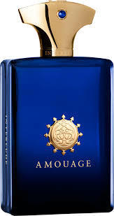 INTERLUDE by AMOUAGE MAN 10ml Travel Spray Oud Amber Incense PERFUME