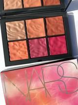 NIB Nars Exposed Cheek Palette - 6 shades of Blush - $55.00