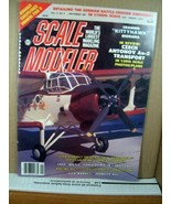 "Scale Modeler Magazine September 1982 Crashed ""Kittyhawk"" Diorama - $8.99"