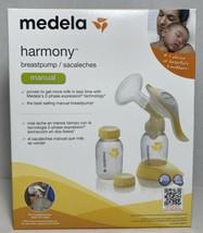 Medela Harmony Manual Breastpump Breast Pump Sealed New - $29.69