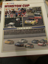 Very nice Nascar 1996 Winston Cup HTF Yearbook-Terry Labonte Champion VGC - $5.94