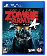 Zombie Army 4: Dead War - PS4 ?CERO???????Z?? [video game] - $80.94