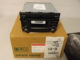 Kia Remanufactured 2009 2010 Kia Optima MP3 Cd Player Sirius Radio #172A - $299.00