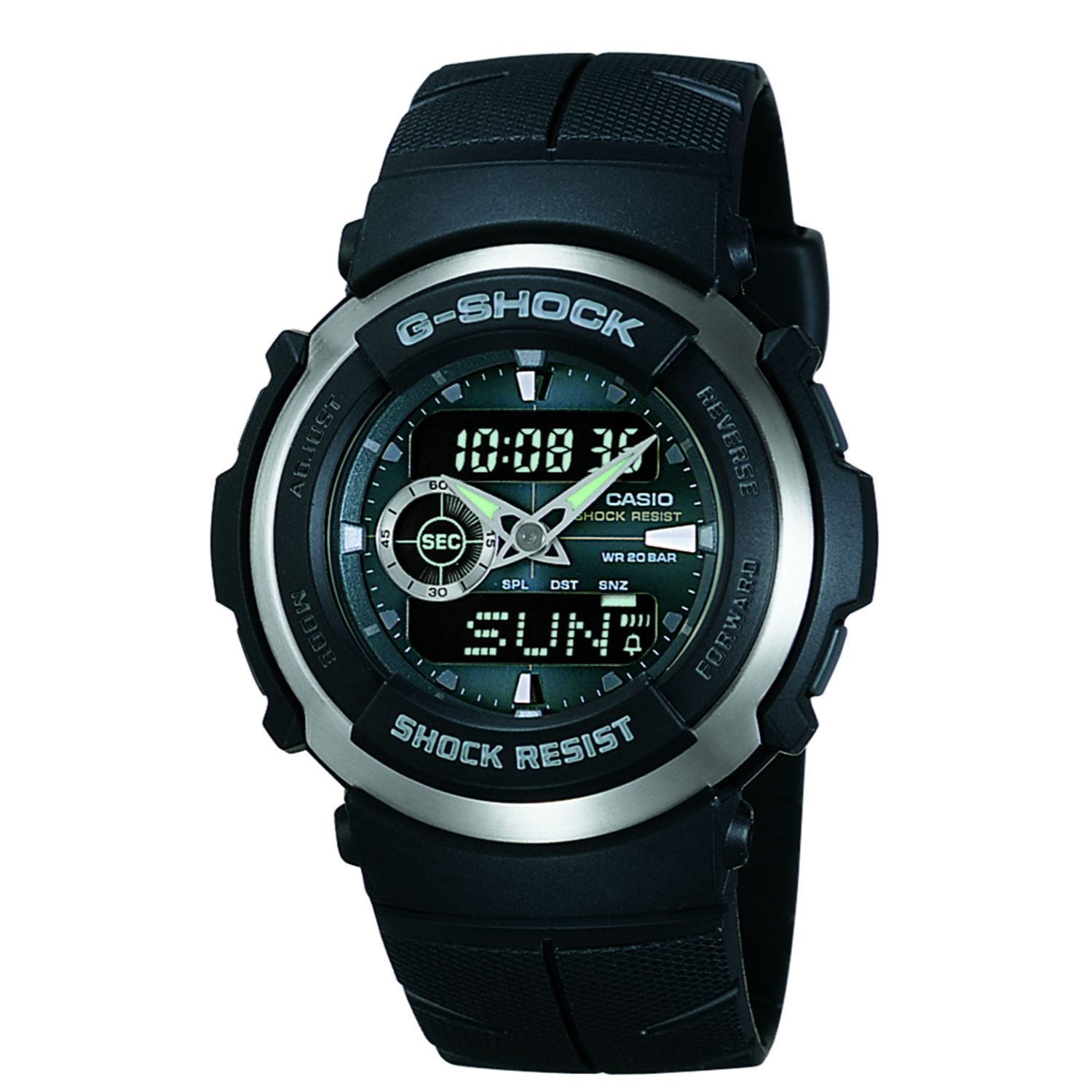 Primary image for Casio Men's G-Shock Street Rider Men's Analog/Digital Sport Watch
