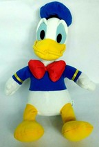 Disney Just Play Donald Duck Red Bow Sailor Outfit Plush Stuffed Animal ... - $19.01