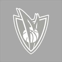 Dallas Mavericks #8 NBA Team Logo 1Color Vinyl Decal Sticker Car Window Wall - $5.64+