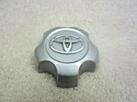 2006-2011 HONDA RIDGELINE OEM STEEL WHEEL SILVER CENTER CAP SJC-A0 #72-3N