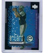 2000 Upper Deck e-Card #CP Chad Pennington  - $14.68