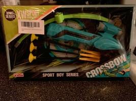 XW Sport Series Sport Boys Series Crossbow Kids Archery Bow & Arrow Rare... - $39.99
