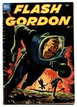 Flash Gordon #2 1953-DELL-EXPLOSION COVER- SCI-FI-THRILLS-vg - $55.48