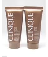 Clinique Self Sun Body Daily Moisturizer in Light/Medium - Lot of 2 - $11.48