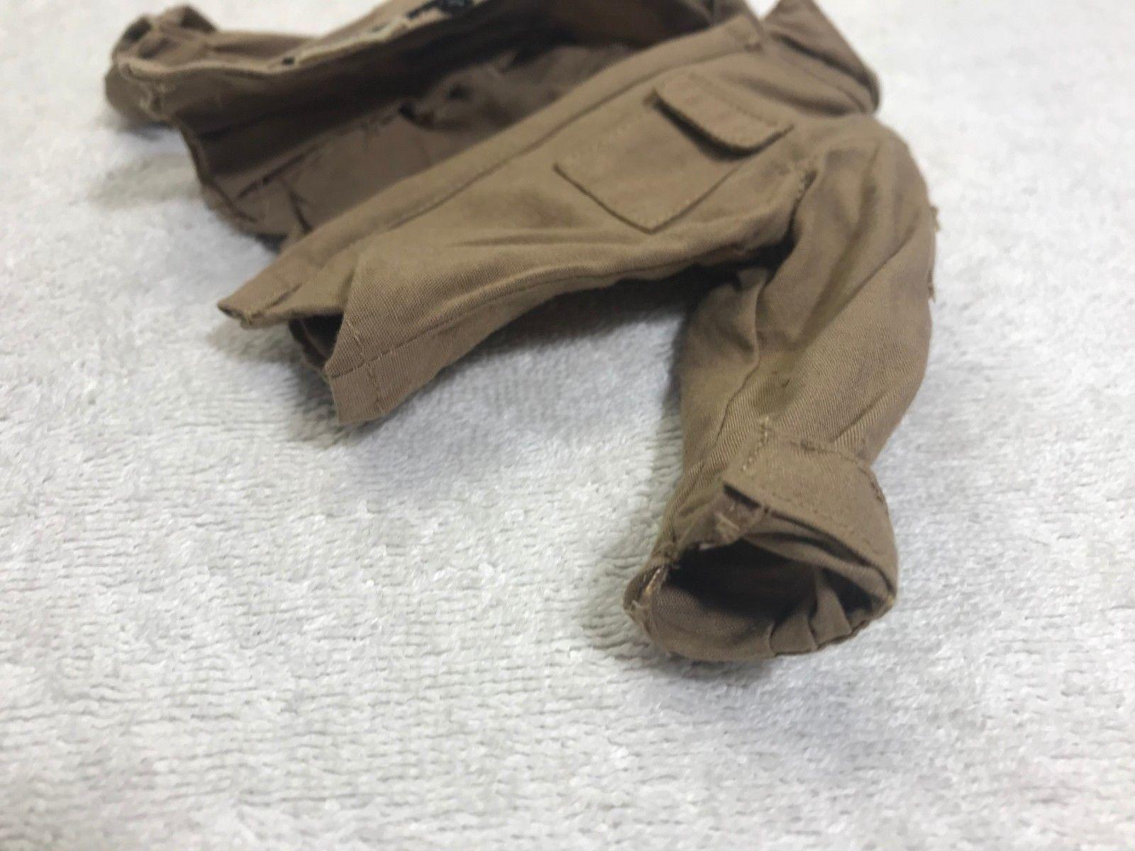 Predator Major Alan 'Dutch' Tan Jacket 1/6th Scale MMS 72 - Hot Toys