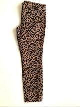 Banana Republic Animal Print Washable Bi-Stretch Modern Sloan Pants 2P - $24.75