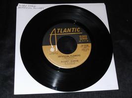 Bobby Darin~Multiplication / Artificial Flowers 45 Record Vtg Atlantic O... - £3.66 GBP