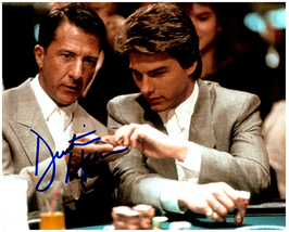 DUSTIN HOFFMAN Original Signed Autographed Photo w/ Certificate of Authenticity  - $125.00