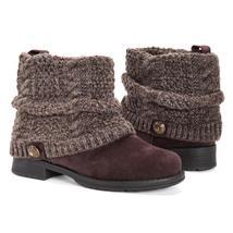Muk Luks Women's Pattrice Boots - $47.99