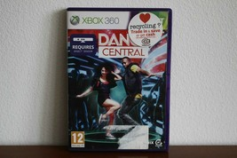 Dance Central Kinect - XBOX360 Game PAL - English Version - $9.89