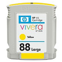 HP C9393AN140 No. 88 Ink Cartridge for Officejet Pro K550 Series Eas - Y... - $28.35