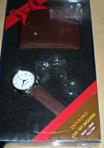 Men's Gift Set - Watch, Wallet & Key Chain - $20.00