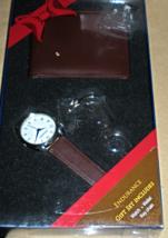 Men's Gift Set - Watch, Wallet & Key Chain - $15.00