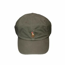 Polo Ralph Lauren Chino Baseball Cap College Grey Colored Pony One Size - $33.62