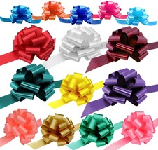 Assorted Large Sizes Gift Pull Bows for Christmas, Birthdays - Set of 15 - $19.95